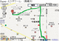 高橋家地図