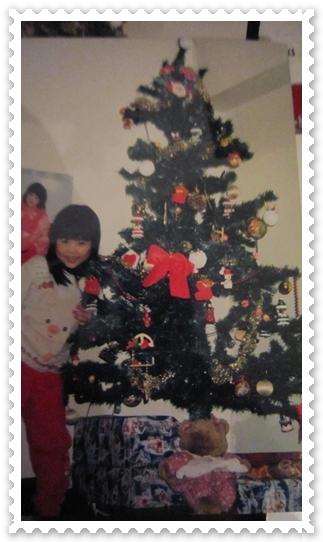 クリスマス旧ツリー
