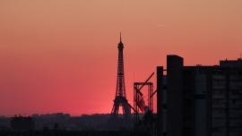 パリの空5月26日