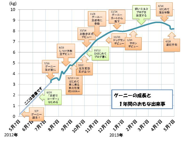 グーニーグラフ