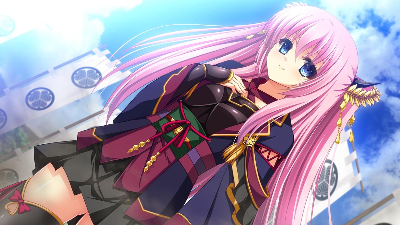 戦極姫4エロゲーCG画像