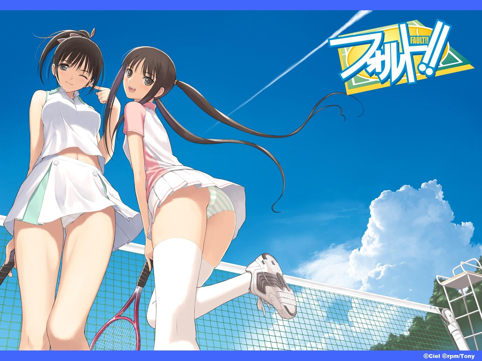 Хентай фото теннис 20 фотография