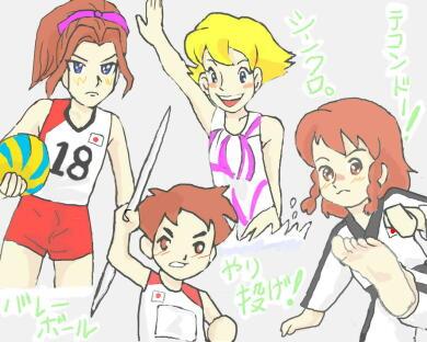 オリンピック04