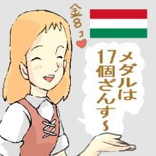 ・9ペリーヌ・ハンガリー