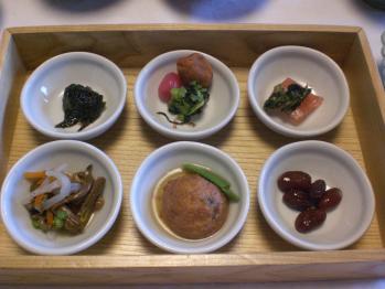 加賀屋朝飯3