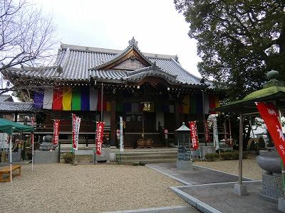 常楽寺 寶珠院