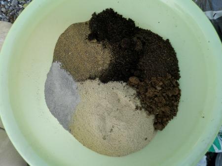 ぼかし肥料1