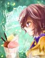 (ごもちゃん)ネオン誕生日