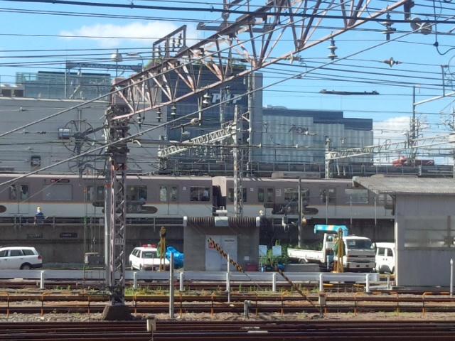 なららが京都線・・・はぁ・・・