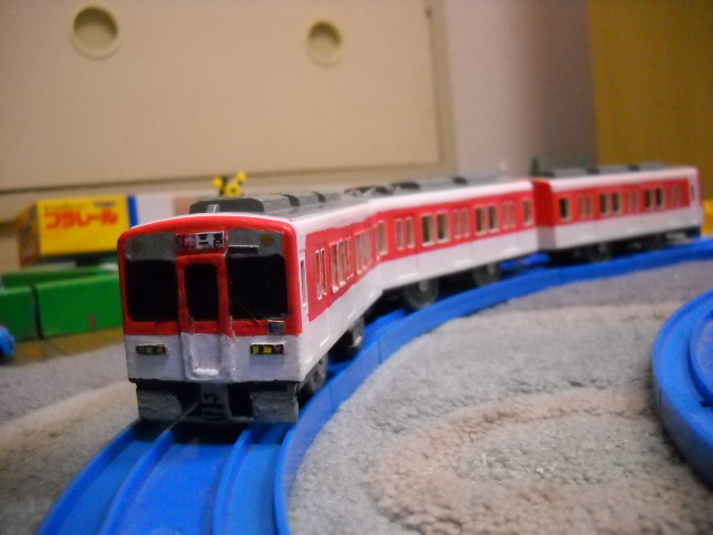 生駒線風実車の4連番1021系ならあり得ます