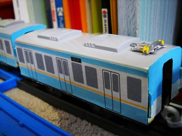 改造ぷられーる 京阪800系を公開♪