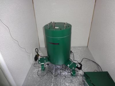測定器床面断熱シート