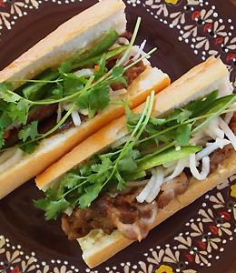 ベトナムサンドイッチ