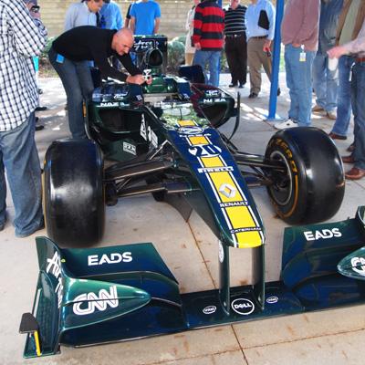 F1レースカー