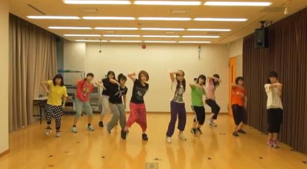 Whats Up  愛はどうなのよ~_Dance Rehearsal_003