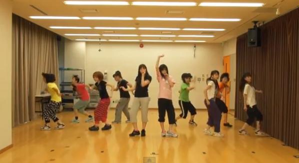 Whats Up  愛はどうなのよ~_Dance Rehearsal_002