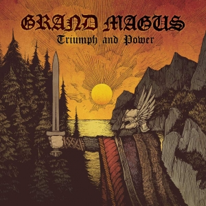 GRAND MAGUS『Triumph And Power』