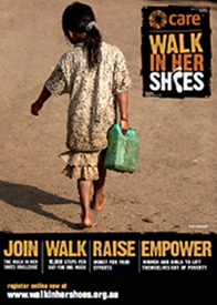 WALK IN HER SHOES 1