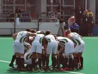 南アフリカチーム