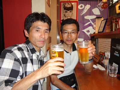 F田さんとシュガーさん