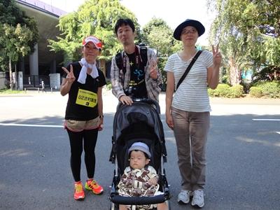 yakataさんご夫妻&赤ちゃん