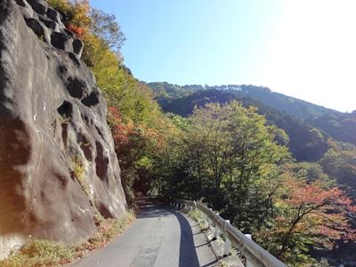 登山口までの道のり