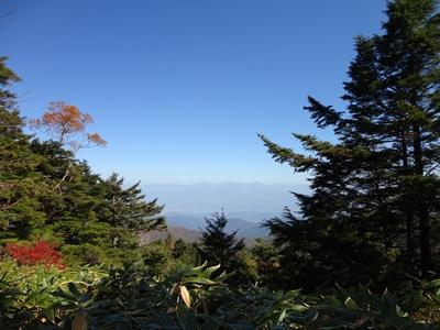 富士山が見えるポイント