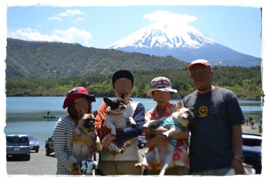 西湖3西湖富士山
