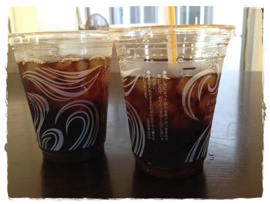 マックアイスコーヒー