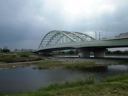 6月3日☆多摩川にて