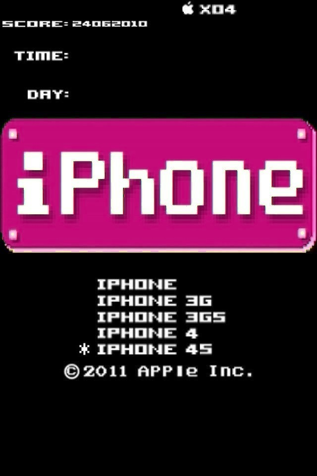 iPhone4・ピンク
