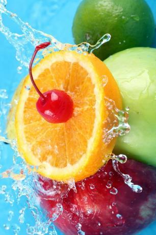 果物・オレンジ
