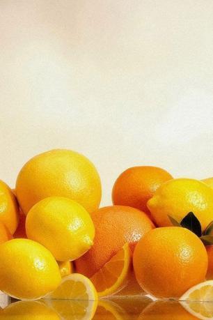 オレンジ・レモン