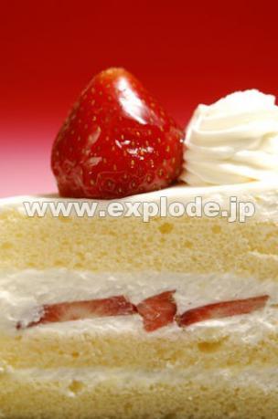 いちご・ケーキ