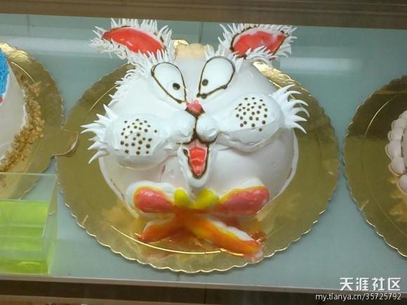 中国・キャラケーキ