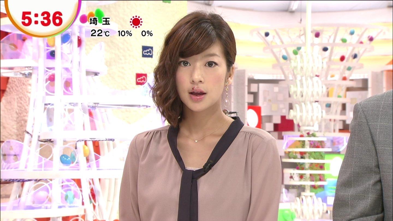 生野陽子・めざましテレビ