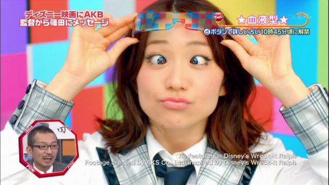 AKB48・Sugar Rush・大島優子