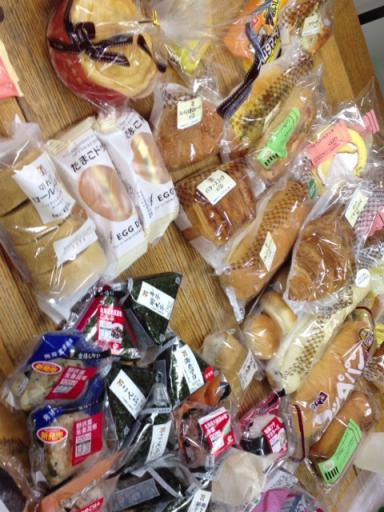 ハロプロ・菓子パン