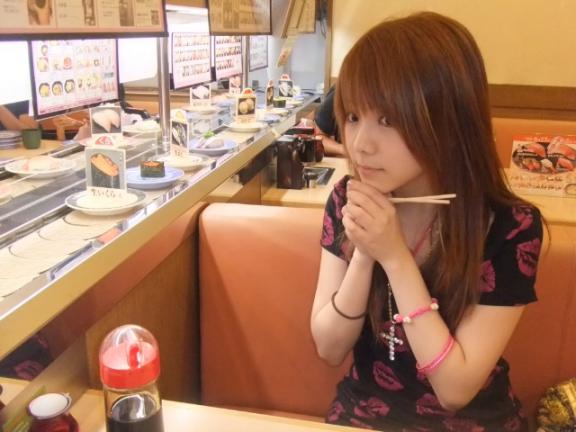 ハロプロ・回転寿司