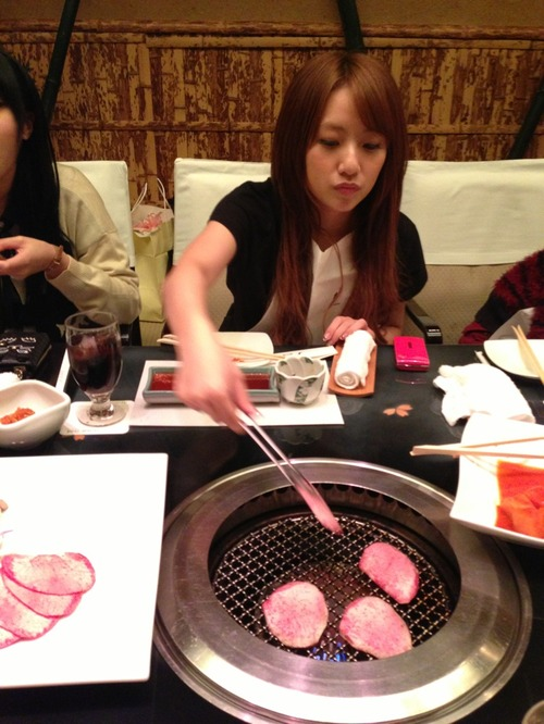 AKB48・焼肉