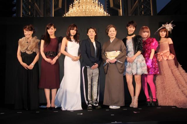 VOGUE JAPAN 2012