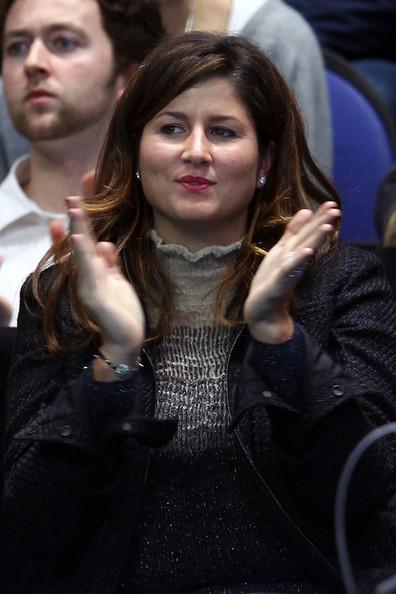 フェデラーの妻・ミルカ