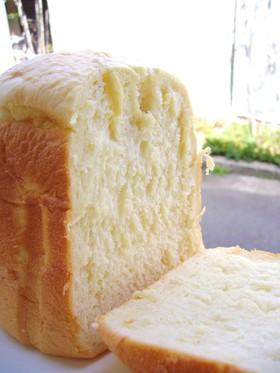 HBで豆腐の食パン