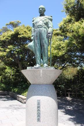 東郷平八郎 銅像