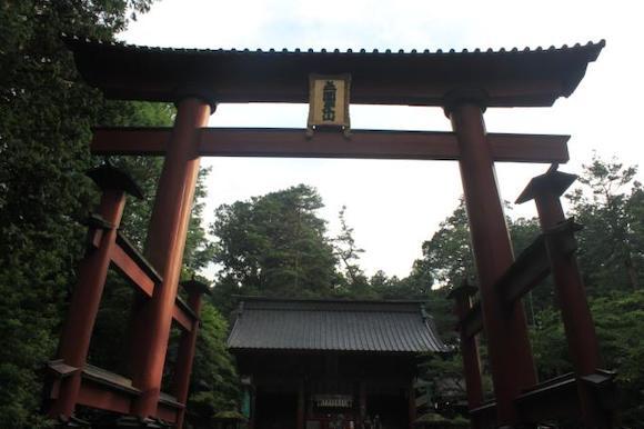 富士宮浅間神社門