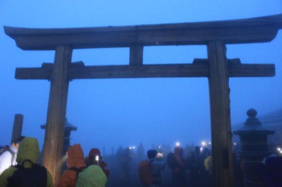 浅間神社奥社