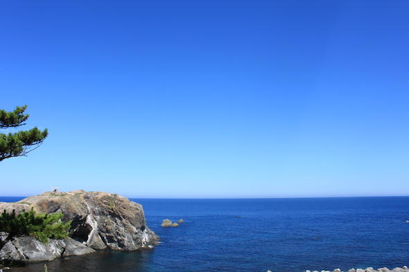 平和なる日本海