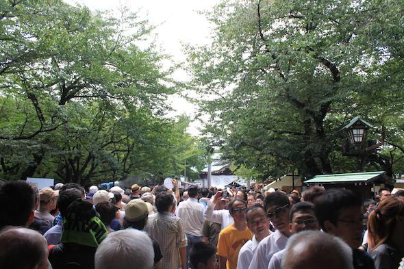 平成24年 靖国神社