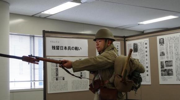 残留日本兵