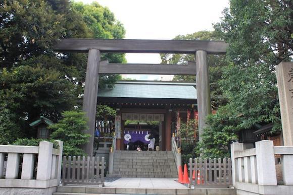 東京大神宮 門